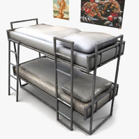 Bunk Bed Textured