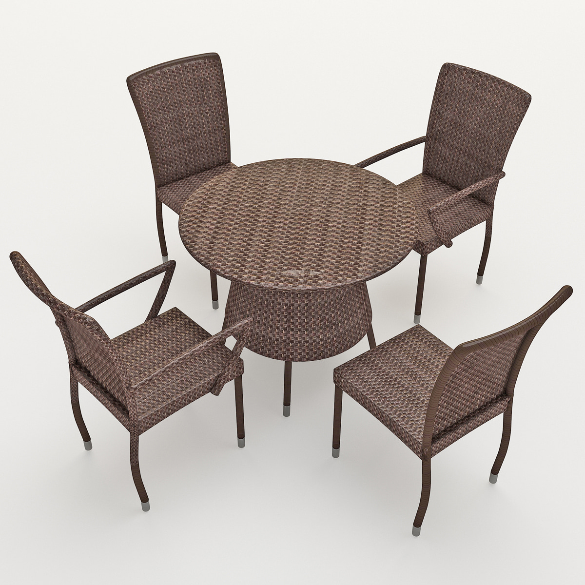 3d garden furniture model. Black Bedroom Furniture Sets. Home Design Ideas