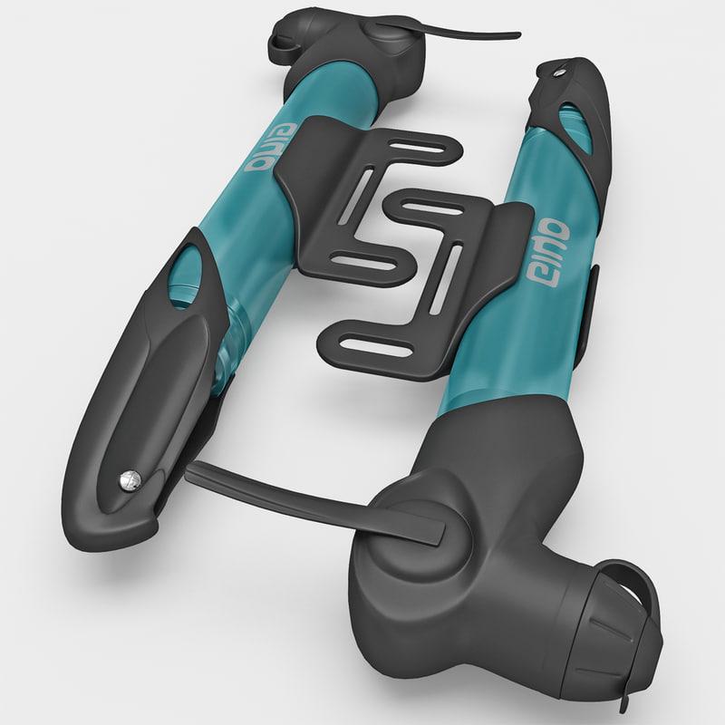 bicycle air pump 2