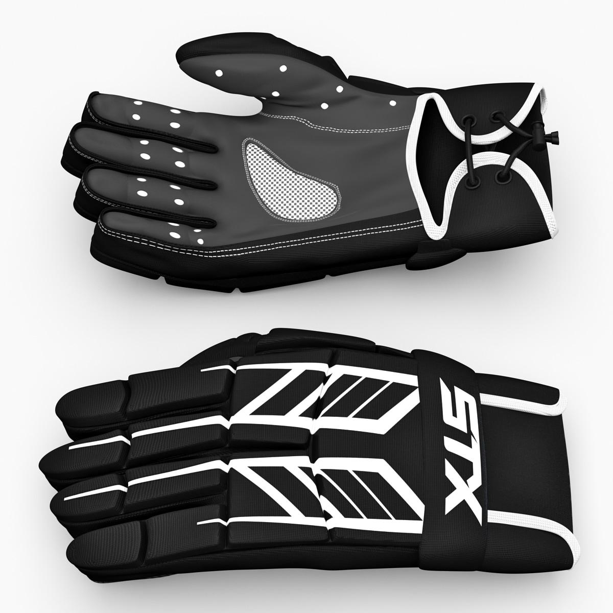 3ds max stx stinger lacrosse gloves