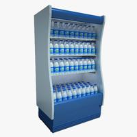 Supermarket Refrigerator 03