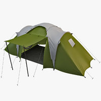 Camping Tent 4