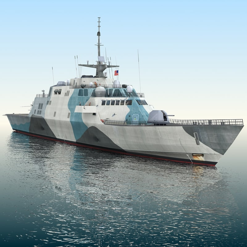 Uss freedom lcs 1 3d max - Uss freedom lcs 1 photos ...