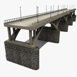 bridge ed 3d obj