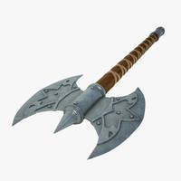Battle Axe 01