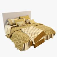 3d bedcloth bed