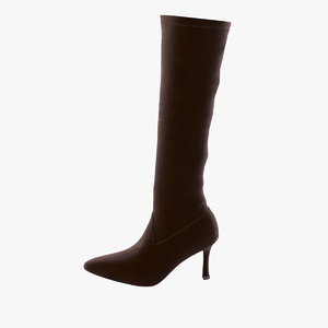 3d pascarale suede tall boot