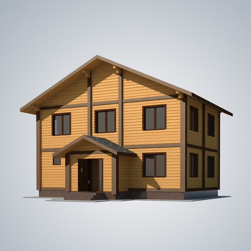 timber house max