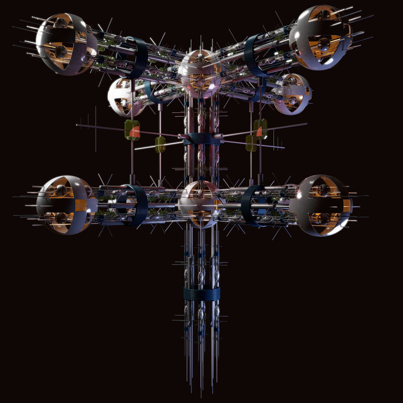 sci fi structure 2 max
