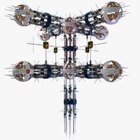 Sci-fi Structure 2