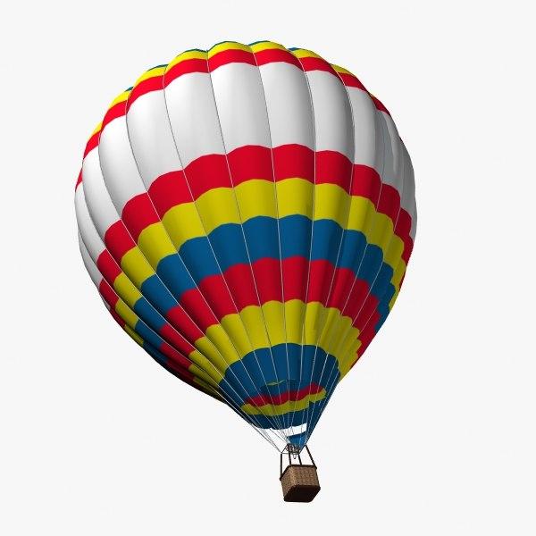 balloon 3d max