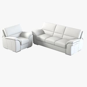 kler kalypso sofa chair max