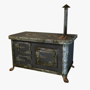 max rusted stove