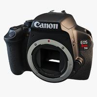 Canon EOS REBEL T4i Body