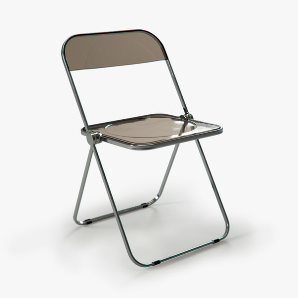 max giancarlo plia foldable chair