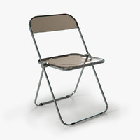 max giancarlo plia foldable chair