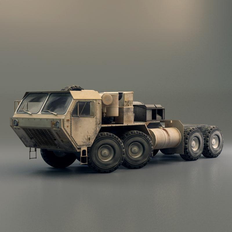 3d hemmt model
