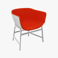 3ds cecilie minuscule chair