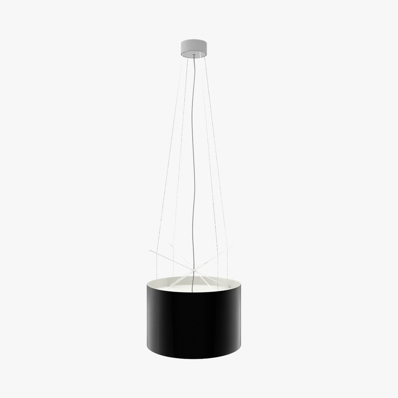 suspension lamp lighting model