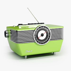 3ds max radio stylect style