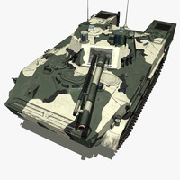 3d russian airborne vehicle