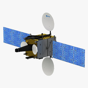 max communications satellite geo
