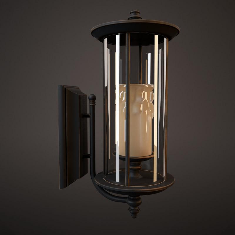lamp savoy chestatee max