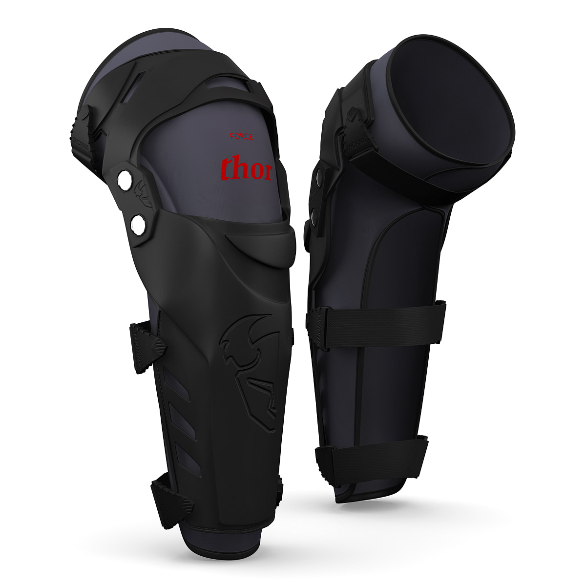 3d motocross knee protection thor