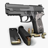 Sig Sauer P229 Extreme 9mm