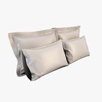 3d pillow 09 model