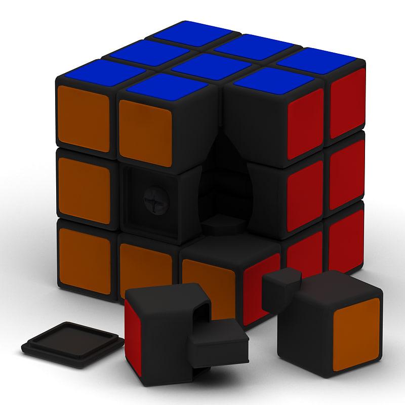 rubiks cube 3d 3ds