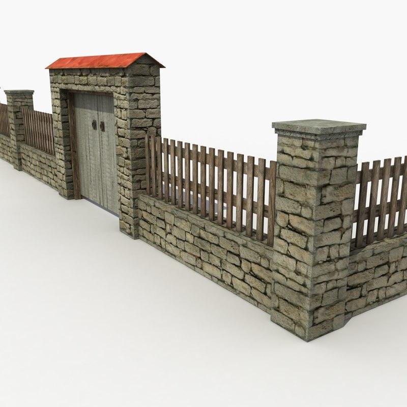 Concrete fence - Concrete fence models design ...