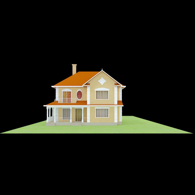 3d house 16 day night