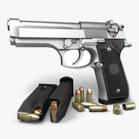 Beretta 92FS Centurion 9mm