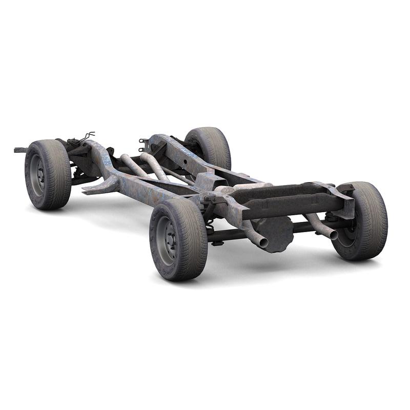 lightwave car chassis 2