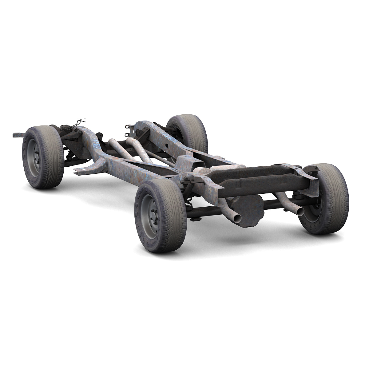 lightwave car chassis 2