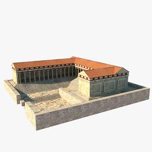 ancient greek palace max