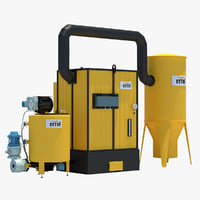 Industrial Water Heating System 2