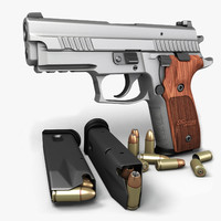 Sig Sauer P229 Elite Stainless 9mm