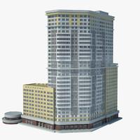 max skyscraper