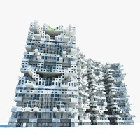 complex architectural max