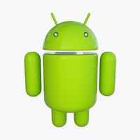 max android mascot