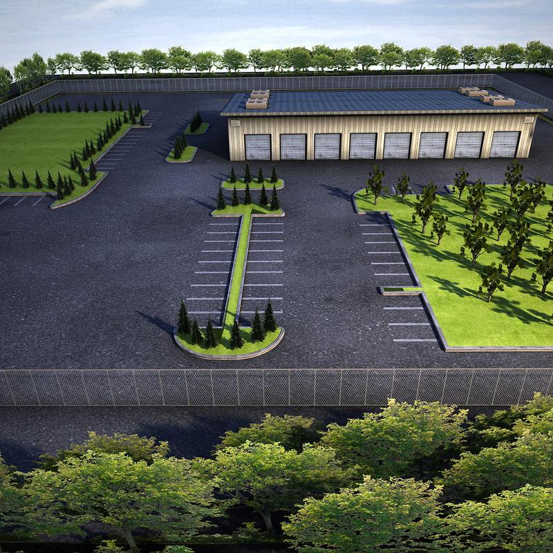 3d factory complex