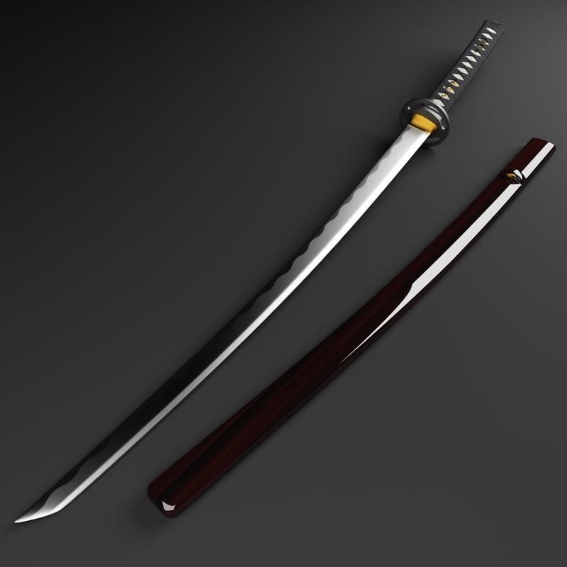 max sakabato katana blade