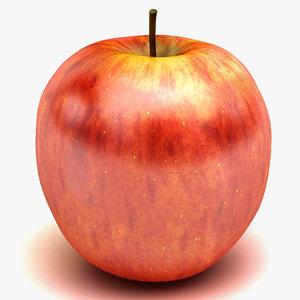 fuji apple 3d 3ds