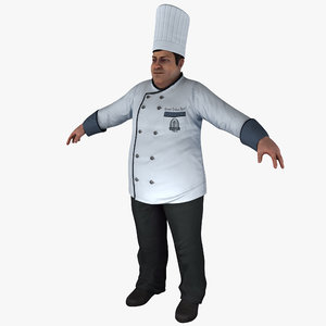 man human male 3d model
