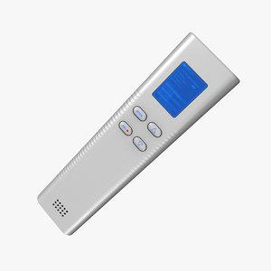 recording device fbx