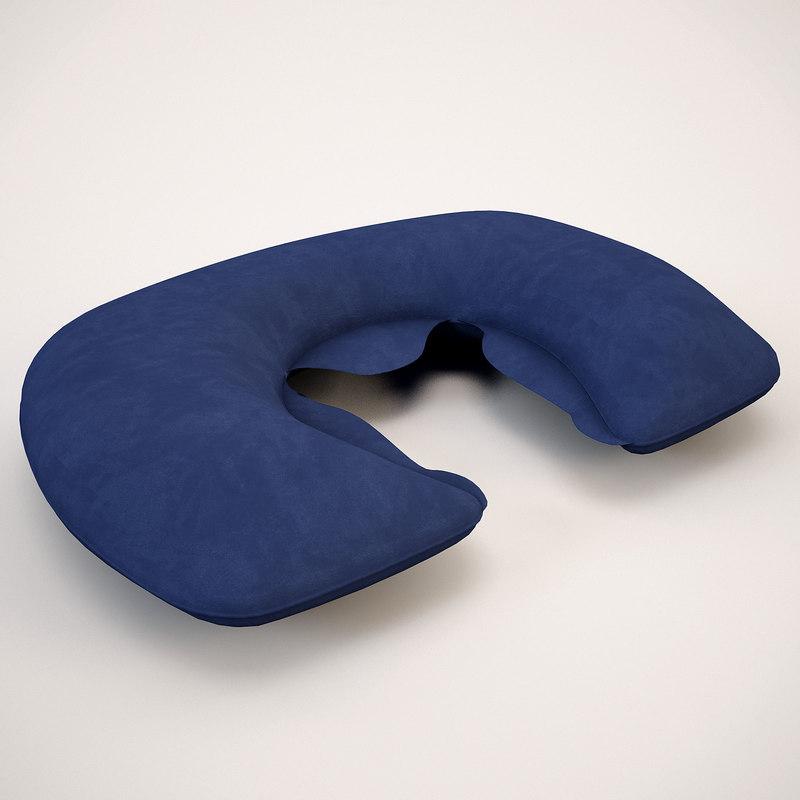 3d model pillow 22