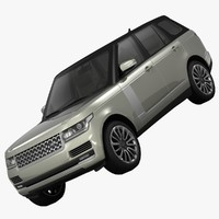 Range Rover Vogue L405 2013