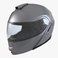 3d model racing helmet